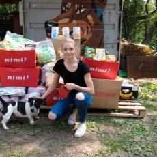"""Akcijā """"Pērc, ziedo, pabaro"""" iespējams atbalstīt Latvijas dzīvnieku patversmju iemītniekus"""