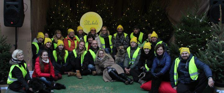 Aizvadīta Ulubeles Ziemassvētku eglīte: paldies ciemiņiem un paldies ikvienam draugam un atbalstītājam